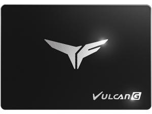"Team Group T-FORCE VULCAN G 2.5"" 1TB SATA III 3D NAND Internal Solid State Drive (SSD) T253TG001T3C301"