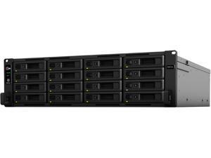 Synology RS4017xs+ Diskless System 16-bay NAS RackStation RS4017xs+ (Diskless)