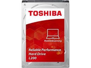 """TOSHIBA L200 HDWJ105XZSTA 500GB 5400 RPM 8MB Cache SATA 3.0Gb/s 2.5"""" Notebook Internal Hard Drives Retail"""