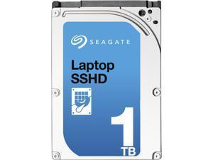 """Seagate ST1000LM014 1TB 5400 RPM SATA 6.0Gb/s 2.5"""" Laptop SSHD Bare Drive"""