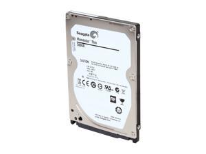"Seagate Laptop Thin ST500LM021 500GB 7200 RPM 32MB Cache SATA 6.0Gb/s 2.5"" Hard Drive"
