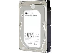 Seagate Enterprise Capacity 3.5'' HDD 4TB 7200 RPM 512e SATA 6Gb/s 128MB Cache Internal Hard Drive ST4000NM0115