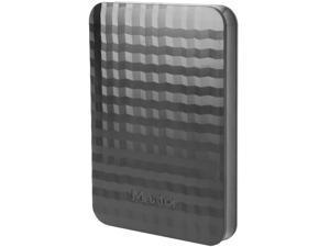Seagate Maxtor 1TB M3 Portable External Hard Drive USB 3.0 STSHX-M101TCBM Black