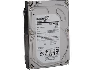 "Seagate Desktop HDD ST4000DM000 4TB 5900 RPM 64MB Cache SATA 3.0Gb/s 3.5"" Internal Hard Drive"