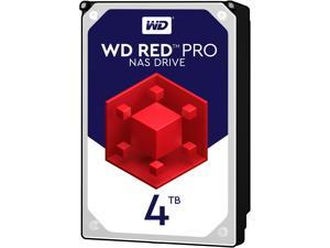 "WD Red Pro WD4003FFBX 4TB 7200 RPM 256MB Cache SATA 6.0Gb/s 3.5"" Internal Hard Drive"