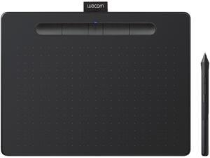 Wacom Intuos Pen Tablet Medium, Black, CTL6100WLK0