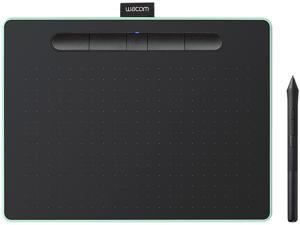 Wacom Intuos Medium, Bluetooth, Pistachio, CTL6100WLE0