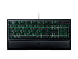 Razer Ornata Expert - Revolutionary Mecha-Membrane Gaming Keyboard with Mid-Height Keycaps - Ergonomic Design