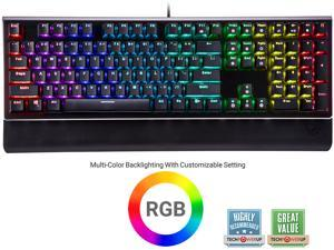 Rosewill NEON K85 RGB Mechanical Gaming Keyboard with Brown Switches