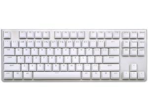 G.SKILL KM360 Tenkeyless Mechanical Keyboard - White