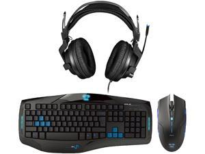 81792039f45 E-Blue 3-in-1 EKM828 Gaming Combo Set - Keyboard, Mouse
