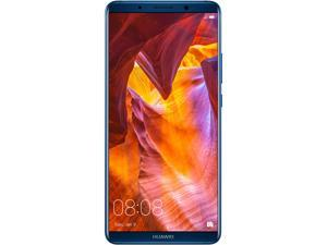 "Huawei Mate 10 Pro Unlocked Smartphone with Dual Camera (6"" Midnight Blue, 128GB Storage 6GB RAM) US Warranty"