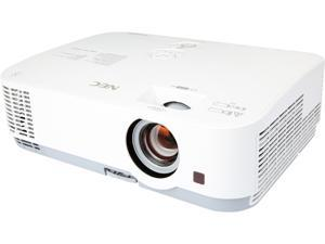 NEC Display Solutions NP-ME331W WXGA (1280 x 800) 3300 Lumens LCD Projector