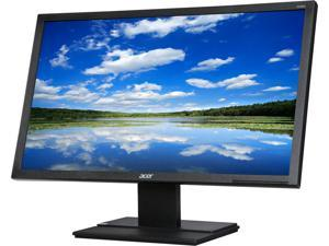 "Acer V246HL bmid 24"" Full HD 1920x1080 16:9 5ms VGA DVI HDMI 16.7 Million Color Support Adjustable Display Angle Built-in Speakers LED LCD Monitor"