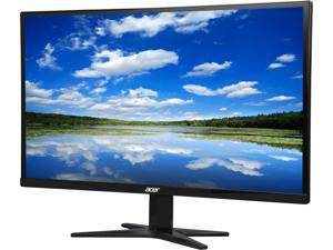 "Acer G7 Series G277HL bid Black 27"" IPS 4ms (GTG) Black Widescreen LED/LCD Monitor 1920 x 1080, Slim Frame Design, w/ Acer Flicker Less Technology, Visual Comfortable w/ D-sub, DVI & HDMI Connectivity"