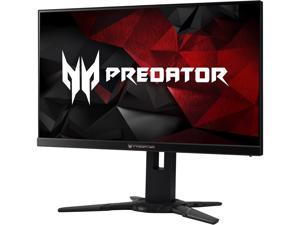 "Acer Predator XB2 XB272 bmiprz Black 27"" 1ms 1920 x 1080 240 Hz, NVIDIA G-SYNC, Acer Flicker-less, 400 cd/m2 1,000:1, VESA Mountable, Height/Tilt/Swivel/Pivot Adjustable, USB 3.0, 2 x 2W Built-in Spea"