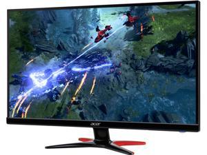 "Acer GF276 Abmipx 27"" Full HD 1920 x 1080 75Hz 1ms HDMI VGA DisplayPort AMD FreeSync Technology Flicker-Less Blue Light Filter Built-in Speakers LED Backlit Gaming Monitor"