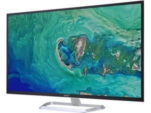 "Acer EB321HQU Awidpx 32"" IPS WQHD LCD/LED Monitor, 2560 x 1440, 4ms (GTG) Response Time, 1200:1 Contrast Ratio, 10bit Colors, DisplayPort, HDMI, VESA Compatible"