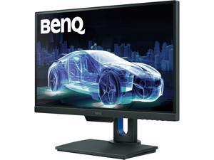 "BenQ PD2500Q 25"" Quad HD 2560 x 1440 2K 4ms HDMI DisplayPort Mini-DisplayPort Built-in Speakers USB 3.1 Hub Flicker-Free Low Blue Light Ultra Slim Bezel LED Backlit IPS Monitor"