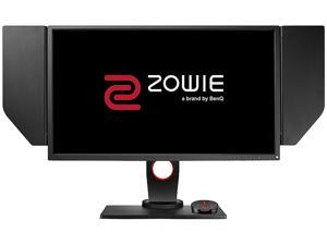 """BenQ ZOWIE XL2536 24.5"""" 1080p 1ms(GTG) 144Hz eSports Gaming Monitor, DyAc, S-Switch, Shield, Black eQualizer, Color Vibrance, Height Adjustable, VESA Ready"""