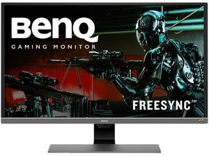 "BenQ EW3270U Metallic Grey 32"" 4ms HDMI Widescreen LED Backlight 3840 x 2160 4K Monitor with Eye-care Technology"