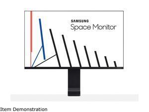 "SAMSUNG The Space Series S32R750U 32"" UHD 3840 x 2160 (4K) 4ms (GTG) 60 Hz HDMI, Mini ..."