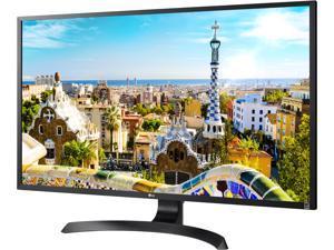 "LG 32UD59-B 32"" 4K UHD LED Monitor, 3840 x 2160, HDCP 2.2, HDMI, DisplayPort, AMD FreeSync, On-Screen Control, Screen Split"