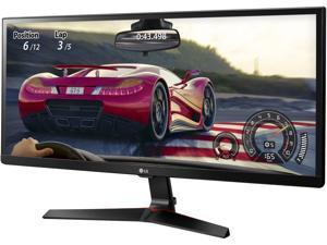 """LG 29UM69G-B 29"""" FreeSync IPS WFHD Ultrawide Gaming Monitor, Dynamic Action Sync, 4 Screen Split, On-Screen Control, HDMI, USB-C, DisplayPort"""