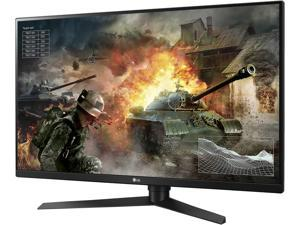 "LG 32GK850G Black 31.5"" QHD 1440p 5ms 144Hz NVIDIA G-Sync Gaming Monitor, 350nits(typ), HDMI, Display Port, USB3.0, Tilt, Swivel, Pivot, Height Adjustable"
