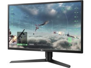 """LG 27GK750F-B 27"""" TN FreeSync 2ms (Faster) 240Hz FreeSync 400 cd/m2 Gaming Monitor with 2xHDMI2.0, DisplayPort 1.2, 2xUSB2.0&#59; USB3.0 (1up/2down)"""
