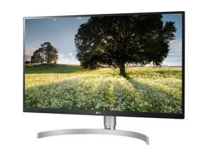 "LG 27UK850-W 27"" UHD 3840 x 2160 (4K) 5ms (GTG, High) HDMI, DisplayPort, USB FreeSync (AMD Adaptive Sync) Built-in Speakers IPS HDR UHD 4K HDMI & DP & USB Type-C Monitor"