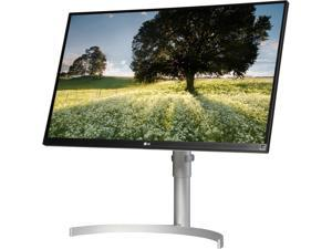 "LG 27BK85U-W 27"" 3840x2160 UHD 4K IPS FreeSync (AMD Adaptive Sync) HDR 10 350 cd/m2 Monitor USB Type-C, HDMI, DisplayPort"