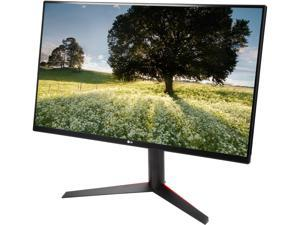 "LG 32GK650F-B Black 32"" (31.5"" viewable) 5ms (Faster), 1ms with Motion Blur Reduction HDMI Widescreen 3-Side Borderless 144Hz QHD 2560 x 1440 FreeSync Gaming Monitor"
