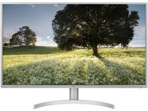 "LG 32QK500-W 31.5"" IPS QHD (2560x1440) Widescreen Monitor FreeSync 75Hz VESA 2xHDMI DisplayPort Mini DisplayPort Headphone Out"