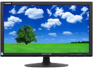 "Sceptre 24"" E248W-19203S 75Hz Full HD 1080P LED Monitor HDMI VGA Build in Speakers, Brushed Black"