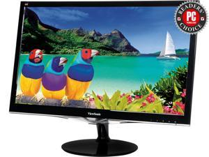 "ViewSonic VX2452MH 23.6"" Full HD 1920x1080 2ms HDMI DVI-D VGA Built-in Speakers 50M:1 MEGA Dynamic Contrast Ratio Backlit LED LCD Gaming Monitor"