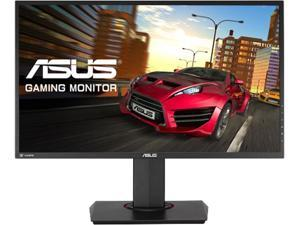 "ASUS MG278Q 27"" 2560 x 1440 (2K) 1ms (GTG) 144 Hz DVI, 2x HDMI, DisplayPort FreeSync G-SYNC Compatible Built-in Speakers Gaming Monitor"