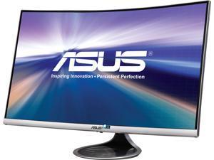 "ASUS Designo Curved MX32VQ 31.5"" WQHD 75Hz DP HDMI Eye Care Monitor with Adaptive-Sync"