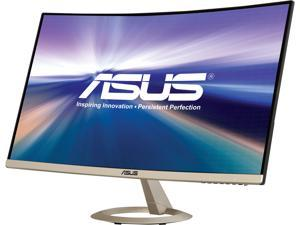 "Refurbished: ASUS VZ27VQ Icicle Gold / Black 27"" 5ms (GTG) HDMI Widescreen LCD/LED Monitor"