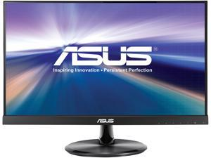 "ASUS VT229H Touch Monitor - 21.5"" FHD (1920x1080), 10-point Touch, IPS, 178° Wide Viewing Angle, Frameless, Flicker free, Low Blue Light, HDMI, 7H Hardness"