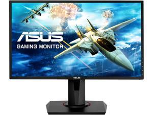 "ASUS VG248QG Gaming Monitor - 24"", Full HD, 0.5ms, 165Hz(overclockable), G-SYNC Compatible, Adaptive-Sync, ASUS Eye Care with Ultra Low-blue Light & Flicker-Free Technology"