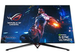 "ASUS ROG Swift PG65UQ 65"" (Actual size 64.5"") HDR Gaming Monitor 144Hz 4K (3840 x 2160) G-Sync Ultimate Eye Care DisplayPort HDMI USB Aura Sync HDR10 DisplayHDR1000 UHD Premium"