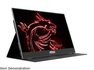 "MSI Optix MAG161V 15.6"" Full HD 1920 x 1080 25ms (GTG) 60 Hz Mini HDMI, USB-C Portable Monitor"