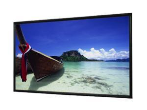 """MUSTANG 100"""" NTSC/Video(4:3) Fixed Frame Projection Screen SC-F100W4:3"""
