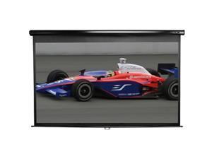 "Elitescreens 150"" NTSC/Video(4:3) Manual Manual Ceiling/Wall Mount Manual Pull Down Projection Screen (150"" 4:3 AR) (MaxWhite) M150XWV2"