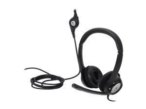 Logitech H390 Supra-aural USB Headset - 981-000014