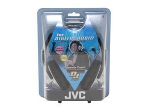 JVC Silver HA-V570 3.5mm Connector Over-Ear Headphone