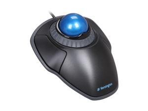 Kensington Orbit K72337 Black Wired Optical Trackball