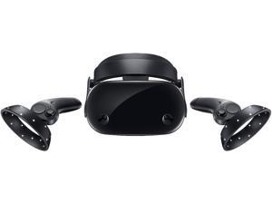 Samsung - Odyssey Mixed Reality Headset with Controllers for Compatible Windows PCs