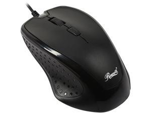 Rosewill 4 Buttons x 1 Wheel USB Wired Optical Mouse - RM-D2U